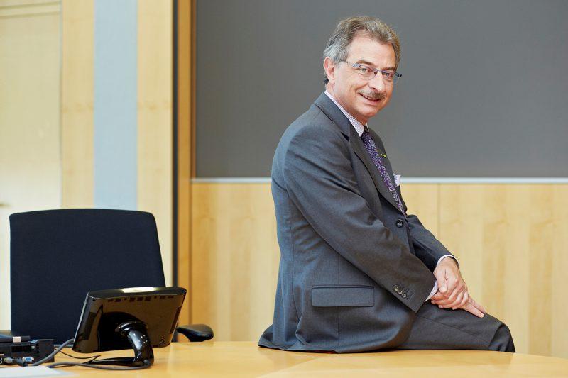 Prof. Dieter Kempf, Datev